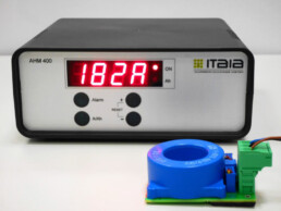 Electrical Charge & Power Meter AHM-400