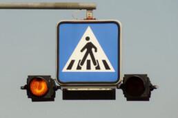 Flashing Traffic Lights Controller
