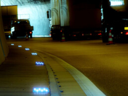 Roadway Kerb Markers
