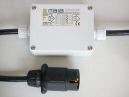 Trailer Lights Converter 24/12V TLC 2412S