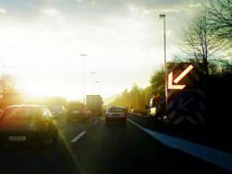 ZPP-2W Lane Closure Trailer