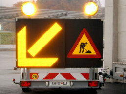 ZPP-3 Lane Closure Trailer